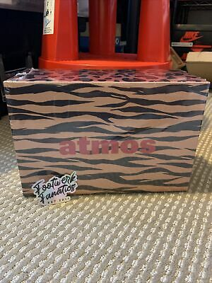 $300 • Buy NEW Medicom Toy BE@RBRICK Atmos Animal Print 400% & 100% Bearbrick 2018 RARE