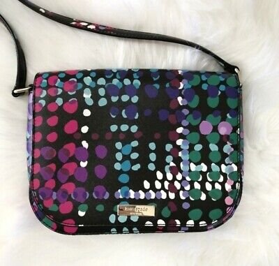 $ CDN90 • Buy KATE SPADE CARSEN DOTTY PURSE Laurel Way Large Carsen CROSSBODY BAG
