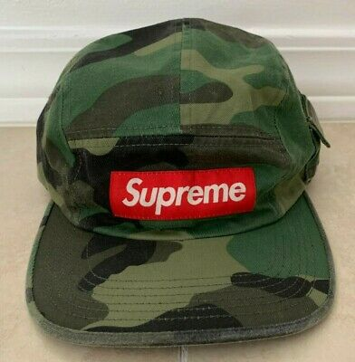 $ CDN69.46 • Buy Authentic Original Supreme Wildlife Camp Cap Hat Worn Once No Reserve Look!!!!!!