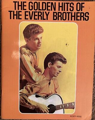 The Golden Years Of The Everley Brothers- • 1£
