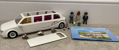 Playmobil Stretch Limousine With Figures 9227 • 18£