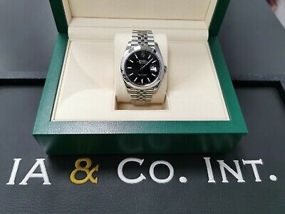 Rolex Datejust 41 126300 2018 Black Immaculate Condition.  • 6,495£