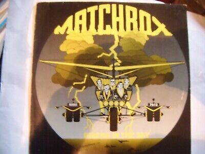 MATCHBOX  LP - Riders In The Sky  1976 Dutch           • 5.99£