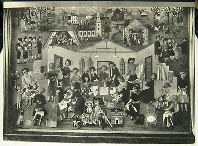 England Denman College The Mural - Posted 1964 • 5.99£