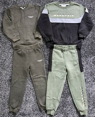 Boys Clothes Bundle Two MCKENZIE Tracksuits Age 7-8 Years • 16£