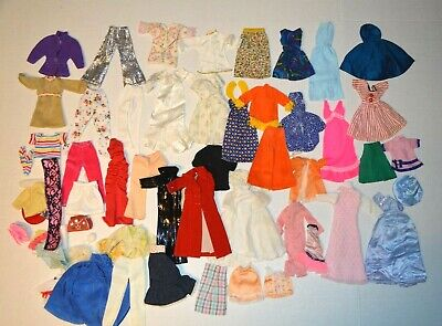 $ CDN47.05 • Buy Vintage Lot Clone Barbie Doll Clothes Outfits Maxi Maddie Mod JcPenney & More