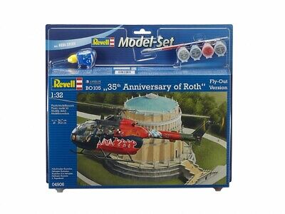 RV64906 - *Revell 1:32 Gift Set - BO 105 Iversary Of Roth Fly Ou • 18.71£