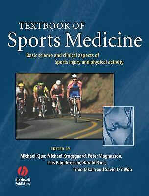 £53.61 • Buy Textbook Of Sports Medicine : Basic Science And Clinical Aspects Of Sports Injur