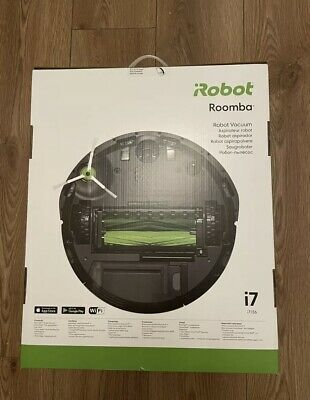 View Details IRobot Roomba I7 Robotic Vacuum Cleaner RRP £645 Brand New Sealed • 475.00£