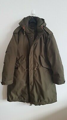 $250 • Buy Beams Parka With Hood M51, Size M 2-layer