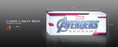 $ CDN109.30 • Buy Hot Toys Marvel Avengers Endgame Light Box Bedroom Man Cave Light Geeky