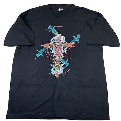 $ CDN149.99 • Buy Vintage Skinny Puppy Kill To Cure 1996 Tour Rock Band T Shirt Size XL Punk GIANT