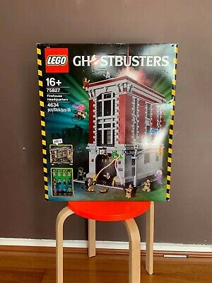 AU950 • Buy LEGO Ghostbusters Firehouse Headquarters 75827