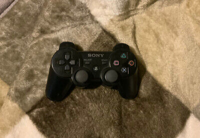 Official SONY PlayStation 3 Wireless DualShock 3 Controller PS3  • 10£