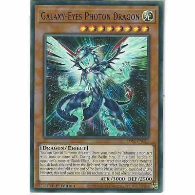 £1.40 • Buy LDS2-EN047-P Galaxy-Eyes Photon Dragon | Purple Ultra Rare 1st Edition | YuGiOh
