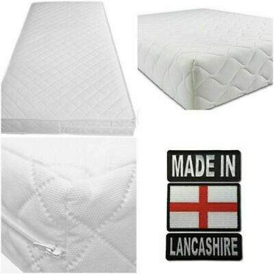 £47.99 • Buy Cot Bed UK NO.1 Mattress 160x80/160x70 & 140x70,Guaranteed 24-48 Hours Delivery