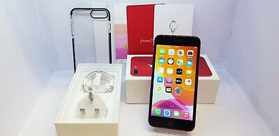 Apple IPhone 8 Plus (PRODUCT)RED - 64GB - (Unlocked) Excellent Condition  • 245£