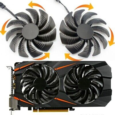 $ CDN14.51 • Buy PLD09210S12HH T129215SU 4Pin Cooler For Gigabyte GeForce GTX1060 1070 1050ti RX