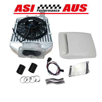 AU599 • Buy For Land Cruiser 80 100 105 Series HDJ80 1HZ 4.2L Turbo Diesel Intercooler Kit