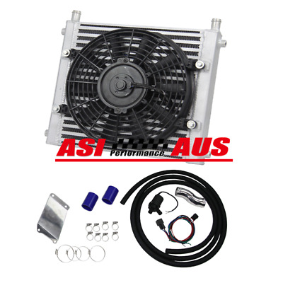 AU399 • Buy For Toyota Landcruiser Hdj80 1Hz/1Hd-T 4.2L 6Cyl Turbo Intercooler+Fan+Pipe Kits