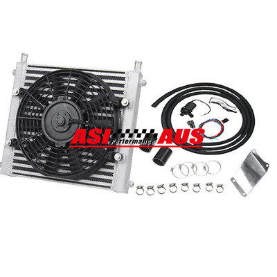 AU398 • Buy For Toyota Landcruiser Hdj80 1Hz 1Hd-T 4.2L 6Cyl Turbo Intercooler+Fan+Pipe Kit
