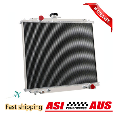 AU199 • Buy 94-00 For Mitsubishi Montero Pajero Nj Nk Nl 2.8 4M40 TURBO DIESEL Radiator 3Row