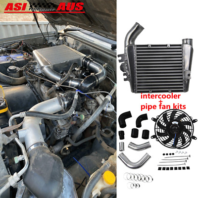 AU599 • Buy ZD30 Upgrade Intercooler Kits For Nissan Patrol GU 3.0TDI Turbo Diesel 1999-2007