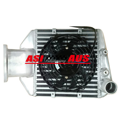 AU465 • Buy Upgrade Intercooler FAN For Land Cruiser 80 100 105 Series 1HZ 1HD-T 4.2L Diesel