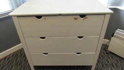 Chest Of Drawers -- Ideal Up-cycle Repaint -- £1 Start • 1.20£