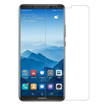 For Huawei Psmart 2020 Mate 20 P30 P40 Lite Pro Tempered Glass Screen Protector • 1.69£