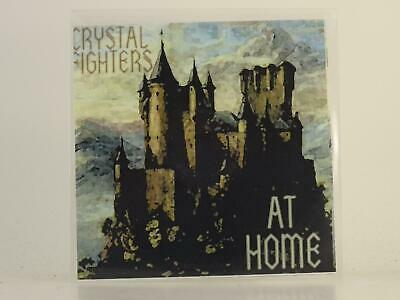 CRYSTAL FIGHTERS AT HOME 3 Track Promo CD Single Picture Sleeve ZIRKULO • 3.27£