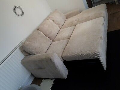 3 Seater Corner Sofa Bed With Storage • 300£