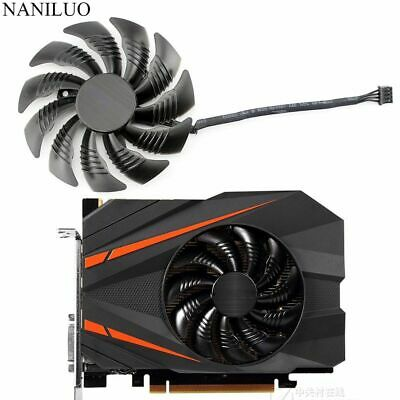 $ CDN16.40 • Buy T129215SU PLD09210S12HH Fan For Gigabyte Geforce GTX 1080 GTX1070 1060 1050 Ti