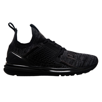 AU118.43 • Buy Puma Ignite Limitless 2 EvoKNIT Men's Black Lifestyle Shoes Casual Sneakers