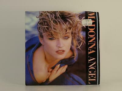 MADONNA ANGEL (82) 2 Track 7  Single Picture Sleeve SIRE RECORDS • 3.41£