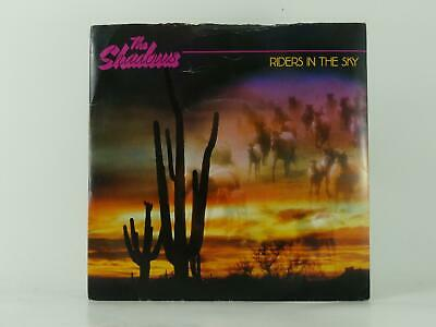THE SHADOWS RIDERS IN THE SKY (61) 2 Track 7  Single Picture Sleeve EMI RECORDS • 3.41£