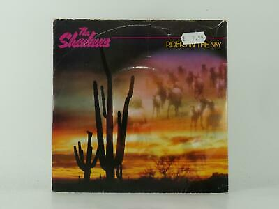 THE SHADOWS RIDERS IN THE SKY (2) (28) 2 Track 7  Single Picture Sleeve EMI RECO • 3.41£