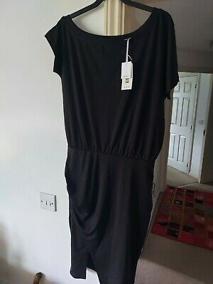 Grace Karin Dress Large Black Brand New  • 10£