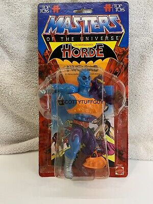 $2000 • Buy Motu Masters Of The Universe- TWO BAD Top Toys MOC (RARE)