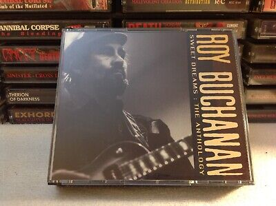 Roy Buchanan Sweet Dreams: The Anthology Rare Electric Blues '92 Polydor Oop • 5.82£