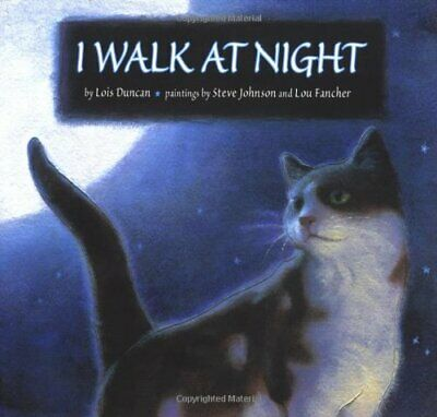 I Walk At Night By Duncan, Lois (Hardcover) • 11.29£