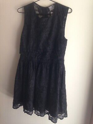 AU40 • Buy ASOS Size 14 Black Party Dress, NWT, Lined