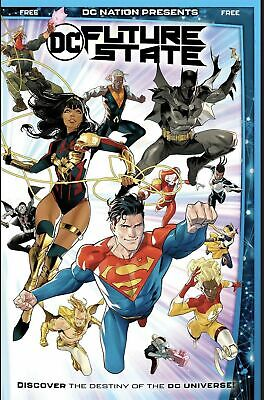 £3.79 • Buy Dc Comics Dc Nation Presents Dc Future State #0 Preview