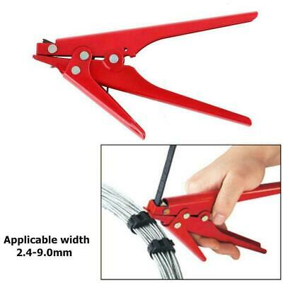 £11.99 • Buy Cable Zip Tie Close Cutter Tensioner Snipper Tools 2.4mm To 9.0mm Wide Gun Tight