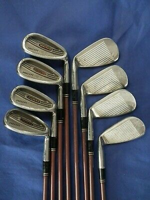 AU232.96 • Buy Ladies Bridgestone Precept Ex Golf Clubs 4-sw Ladies Graphite Shafts Nice Set