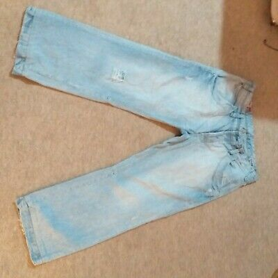 Duck And Cover Jeans 36 Waist 32 L • 1.20£