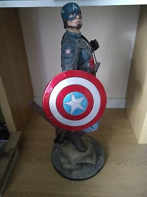 Sideshow Collectibles Premium Format Figure Captain America The First Avenger • 122£