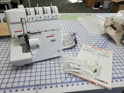 $300 • Buy Bernina 4 Thread Serger. Model 1150MDA. Was Just Serviced And Working Great.
