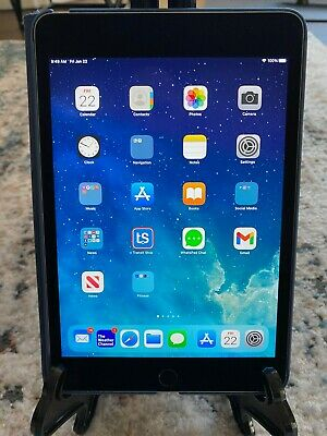$ CDN254.34 • Buy IPad Mini 4 Wi-Fi 128gb Space Grey **EXCELLENT CONDITION**