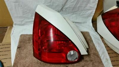 $50 • Buy Driver Tail Light Quarter Panel Mounted Fits 04-08 MAXIMA 222979